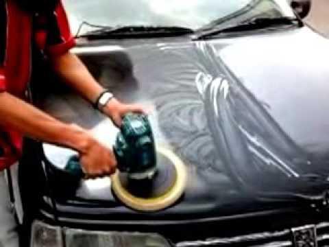 Polish mobil cara coating mobil sendiri Bagaimana Cara Coating Mobil Sendiri? Apakah Hasilnya Sama dengan Salon Mobil? Polish mobil