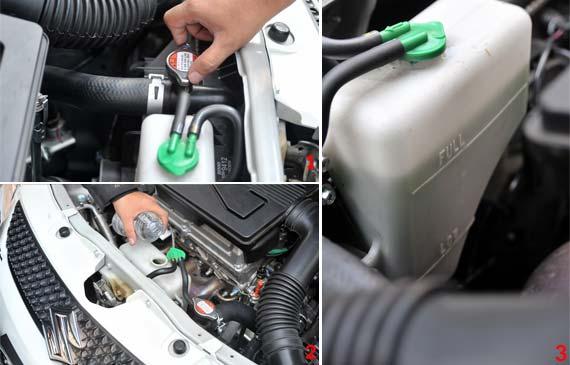 Kerusakan radiator mobil penyebab mobil mati mendadak 6 Penyebab Mobil Mati Mendadak yang Harus Diwaspadai Kerusakan radiator motor