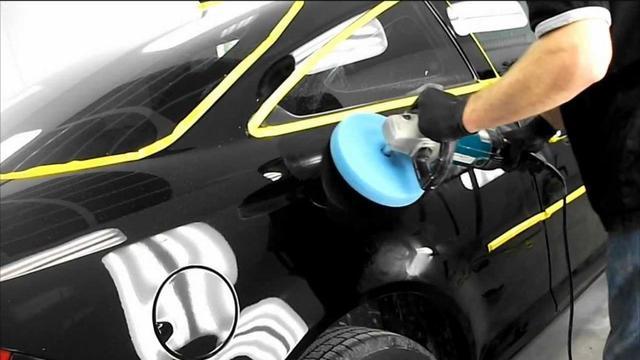 Pemoles mobil  4 Cara Menghilangkan Noda Air Pada Body Mobil Paling Cepat Pemoles mobil