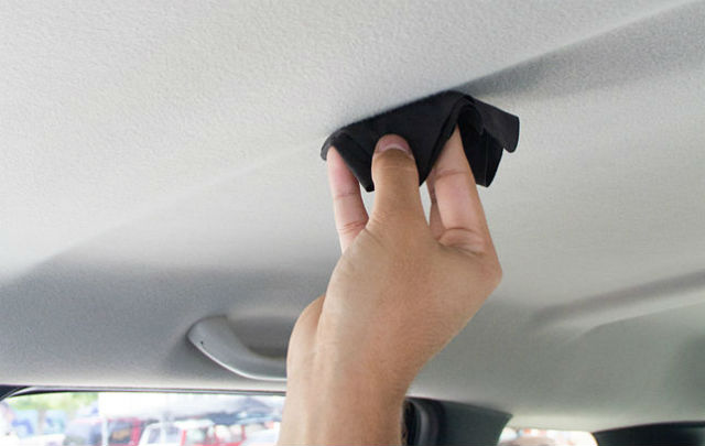 Plafon Mobil Berjamur auto draft 5 Tips Membersihkan Plafon Mobil Berjamur yang Terbukti Berhasil Plafon Mobil Berjamur